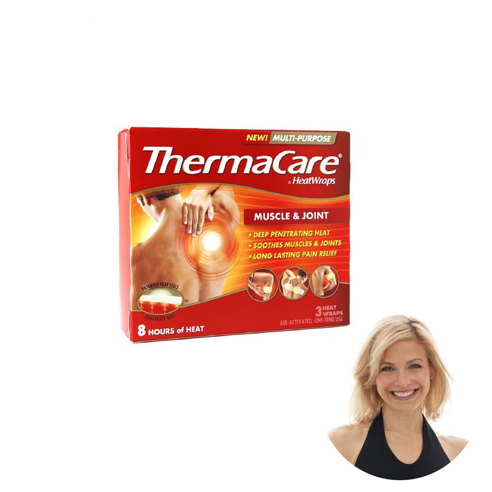 ThermaCare Heatwraps