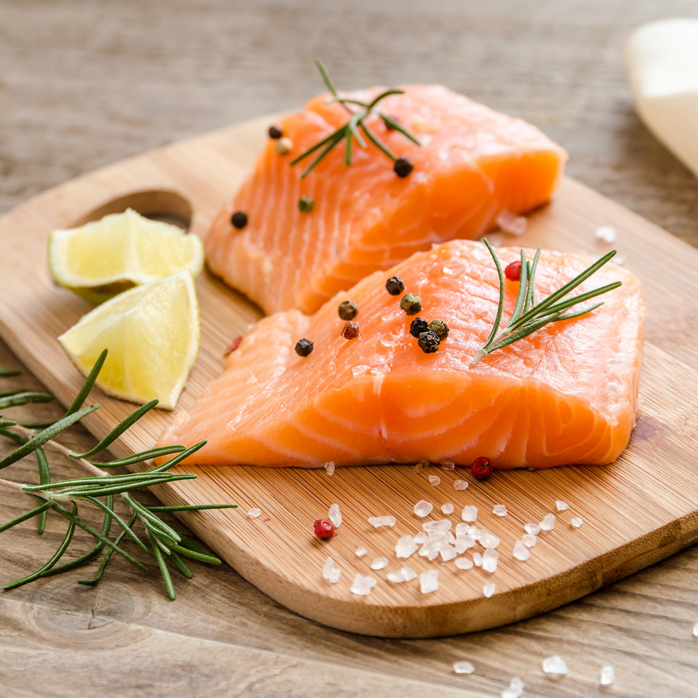 Salmon and Omega-3 Rich Foods
