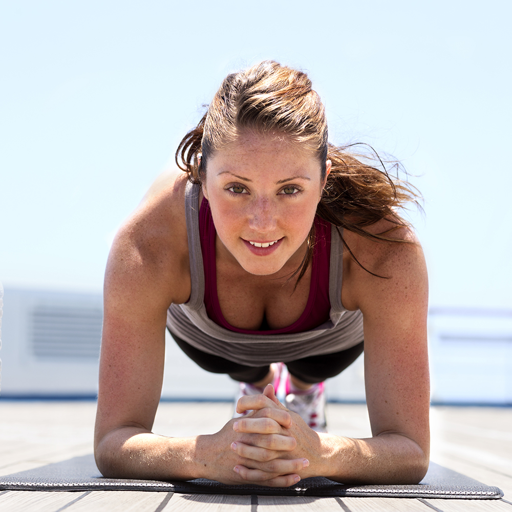 Plank Variations That Torch Your Core from All Angles