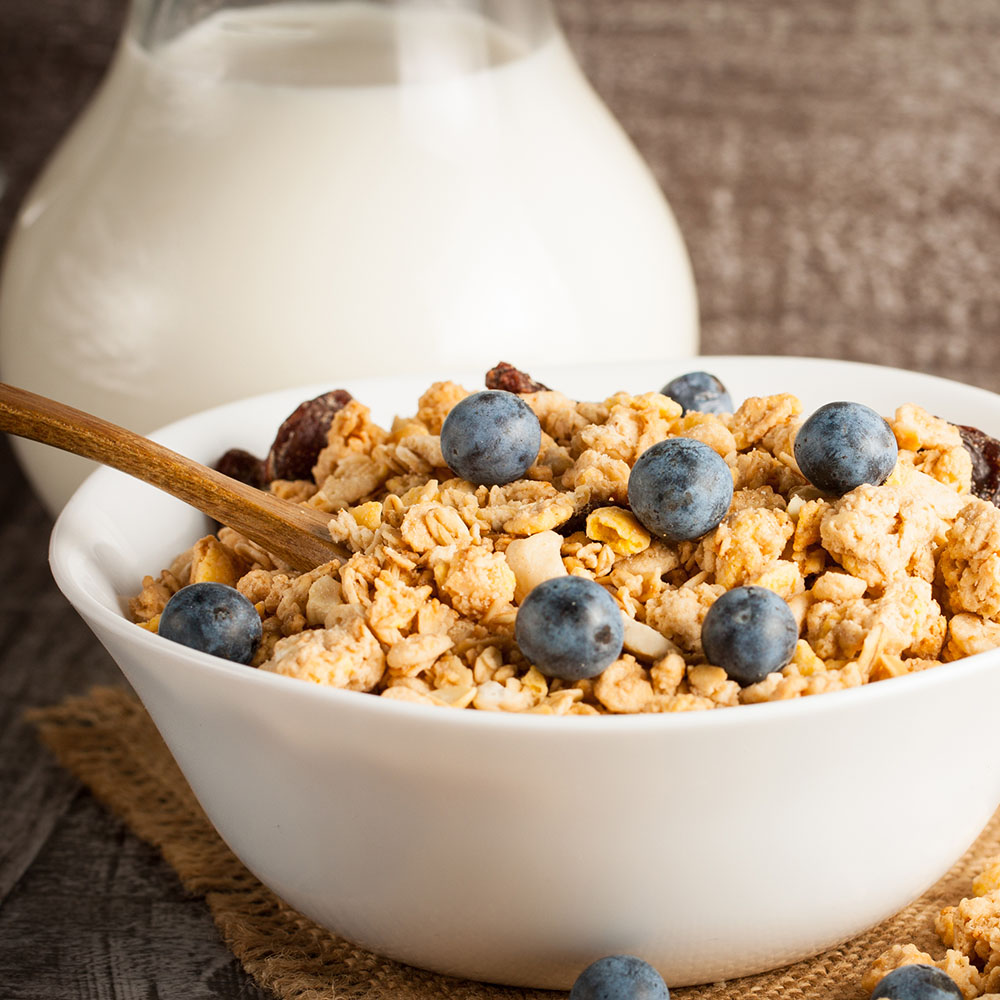 Cereal with Staying Power