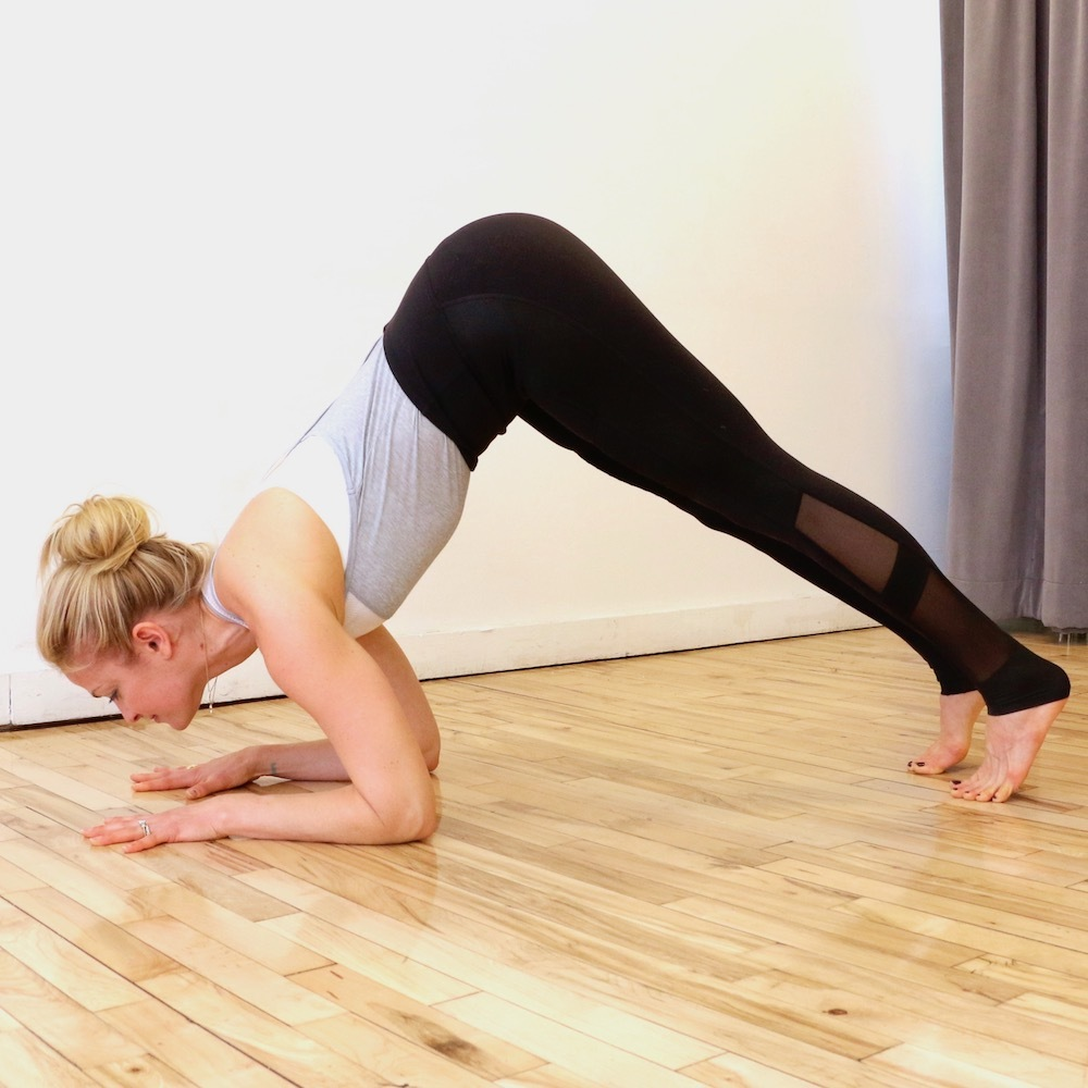 Yoga Poses That Tone Up Your Triceps