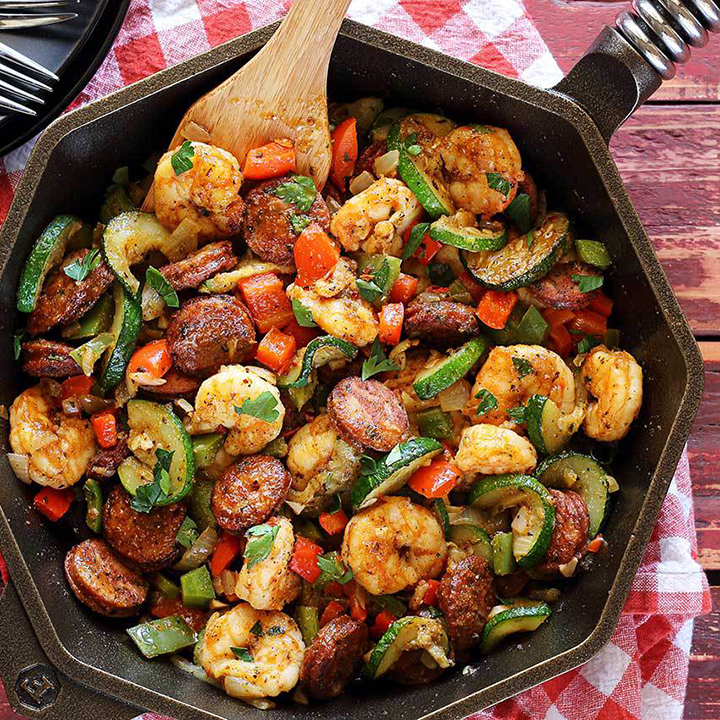 Easy One-Skillet Meals to Make for Dinner Tonight