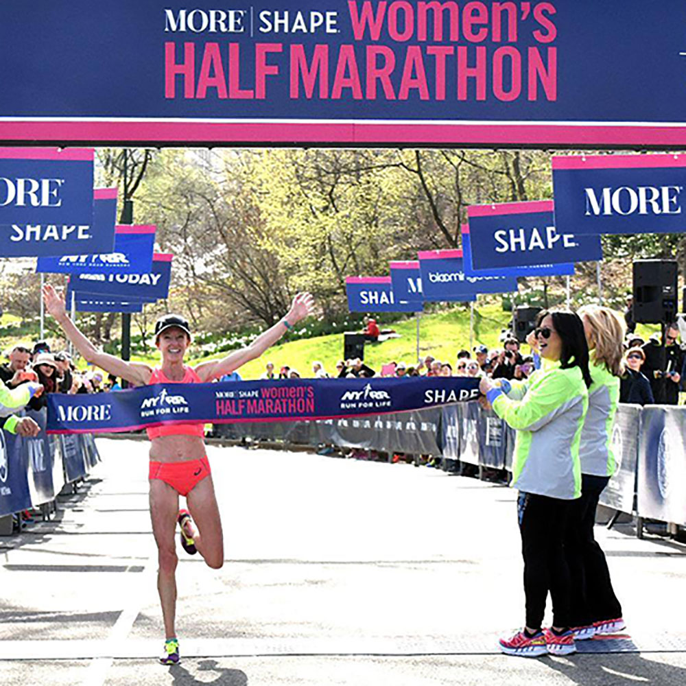 Exactly What to Do (and Not to Do) After Running a Half Marathon   Shape