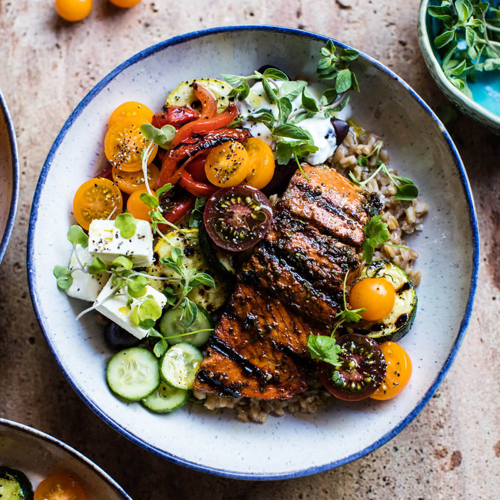 Healthy Greek Recipes That Will Transport You to the Mediterranean