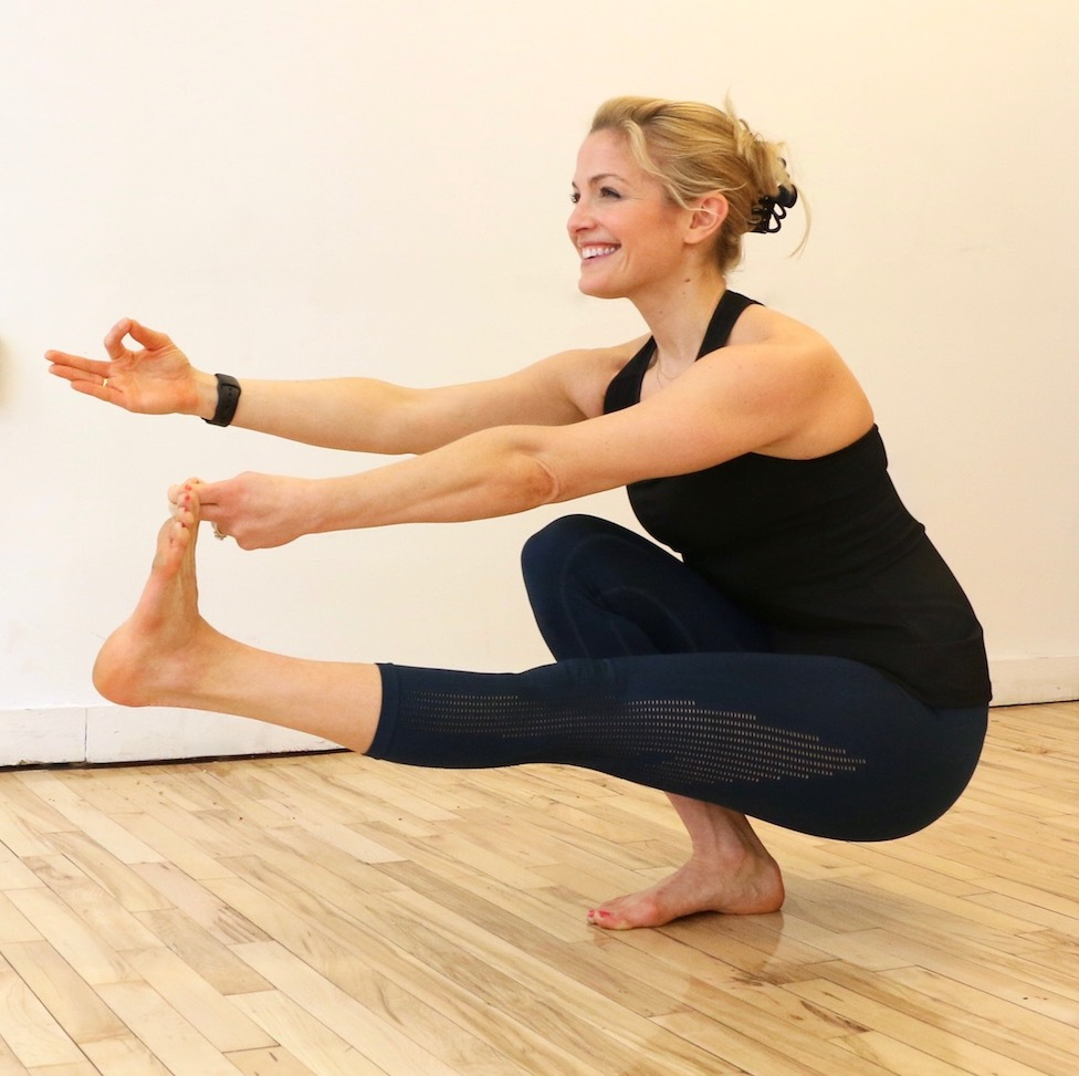 Yoga Poses for Stronger Quads and Toned Thighs