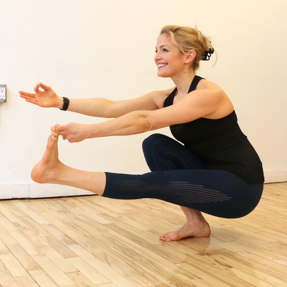 Yoga Poses for Stronger Quads and Toned Thighs  Shape