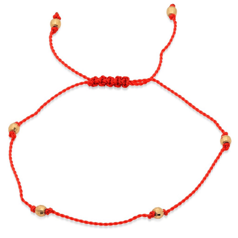 Shylee Rose The Red String Bracelet
