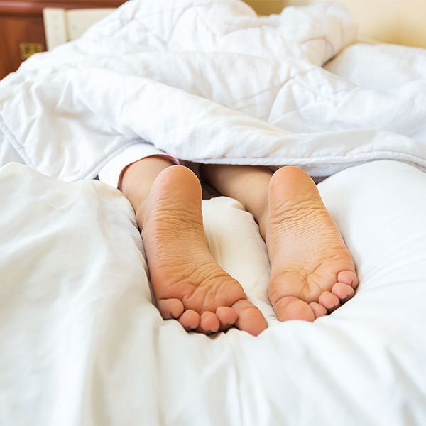 The Best (and Worst) Sleeping Positions for Your Health | Shape