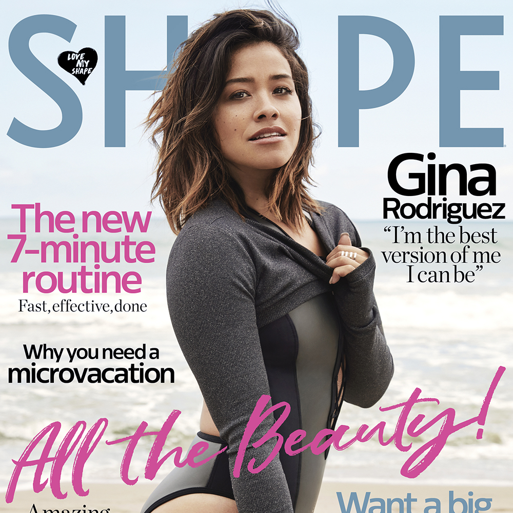 Gina Rodriguez Wants You to Love Your Body Through All Its Ups and Downs