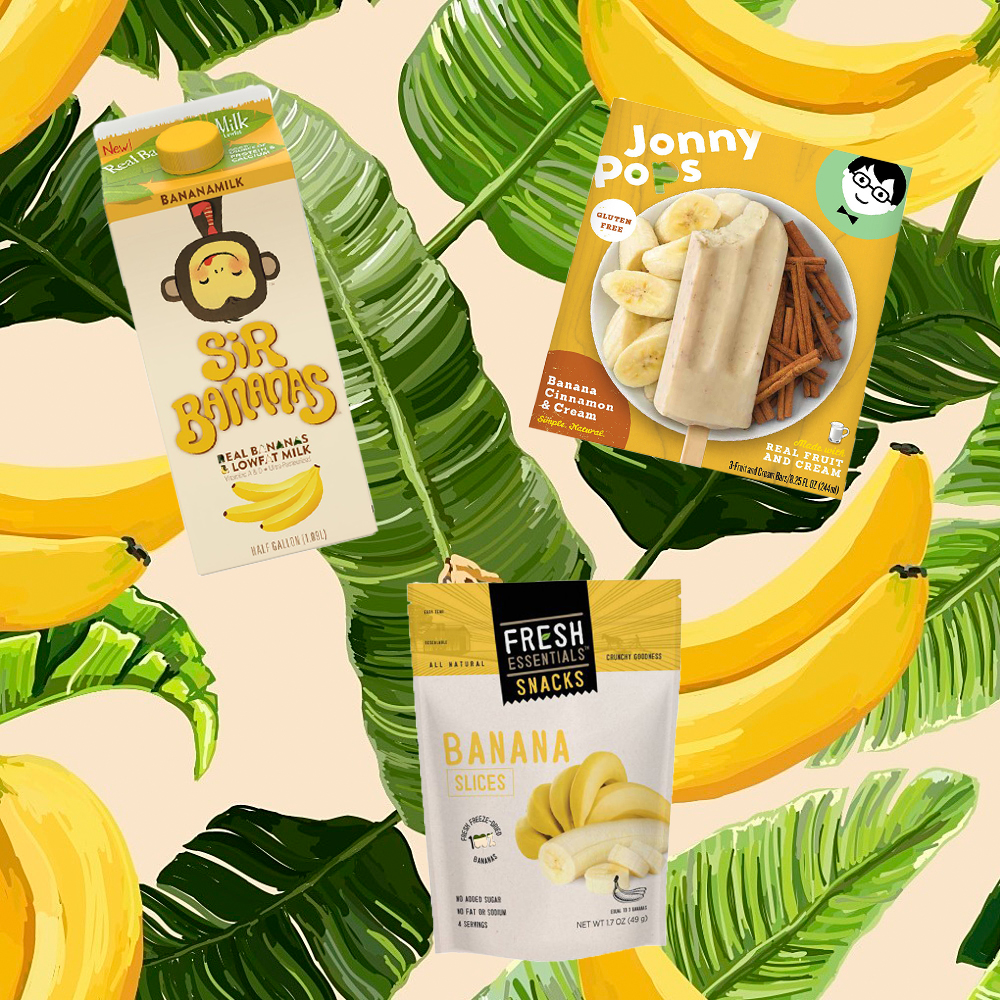 10 Products That Prove Bananas Are the Most Versatile Food