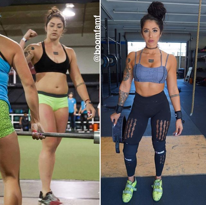 Body Transformations That Ll Inspire You To Start Lifting Weights Shape At this point i had lost over 20lbs and. inspire you to start lifting weights