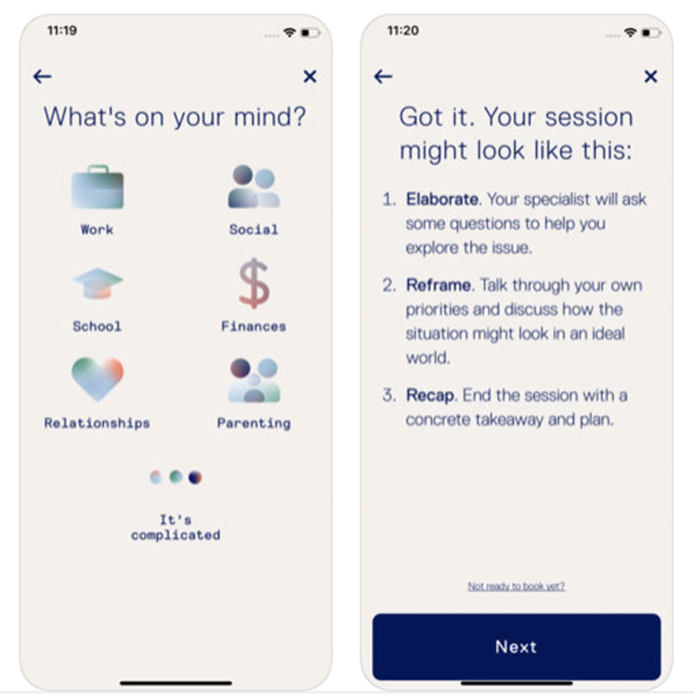 basis therapy app