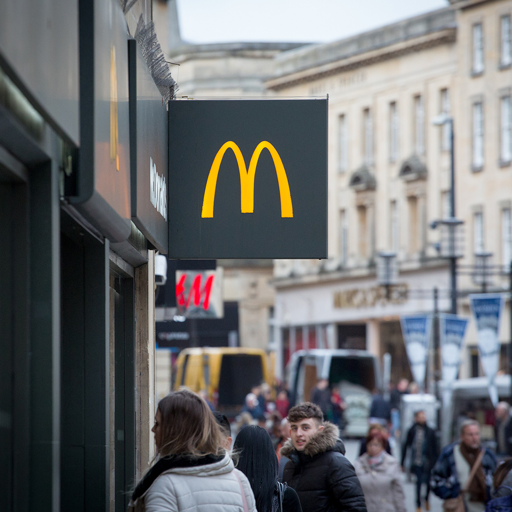 The Healthiest Things You Can Order from the McDonald's Menu