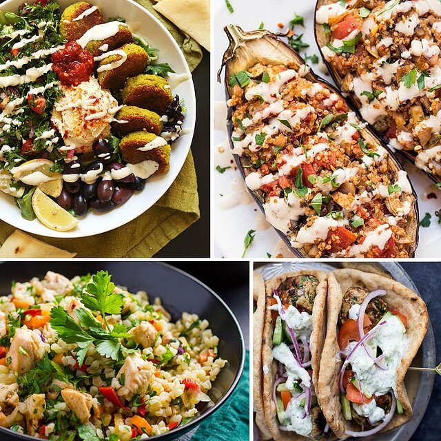 50 Easy Mediterranean Diet Recipes and Meal Ideas | Shape