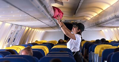 Should You Be Fasting When You Fly? | Shape