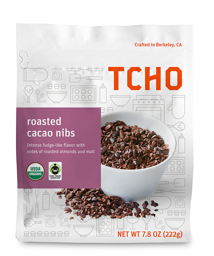 SWEET: TCHO Cacao Nibs