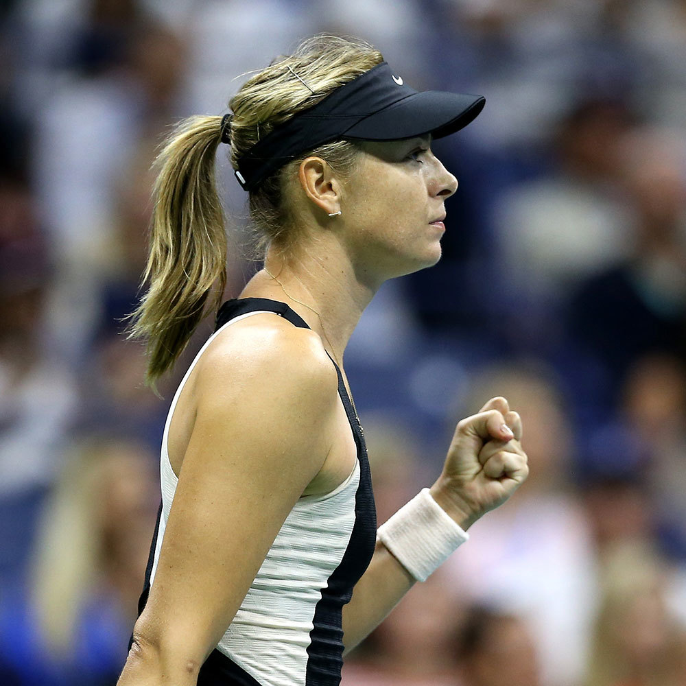 The Doc That'll Inspire a Comeback: Maria Sharapova: The Point