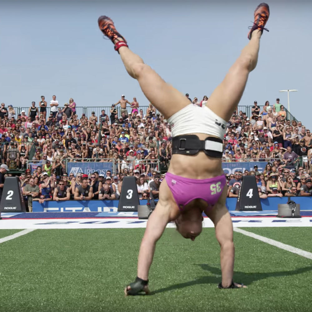 The Doc That's All About CrossFit: The Redeemed and the Dominant