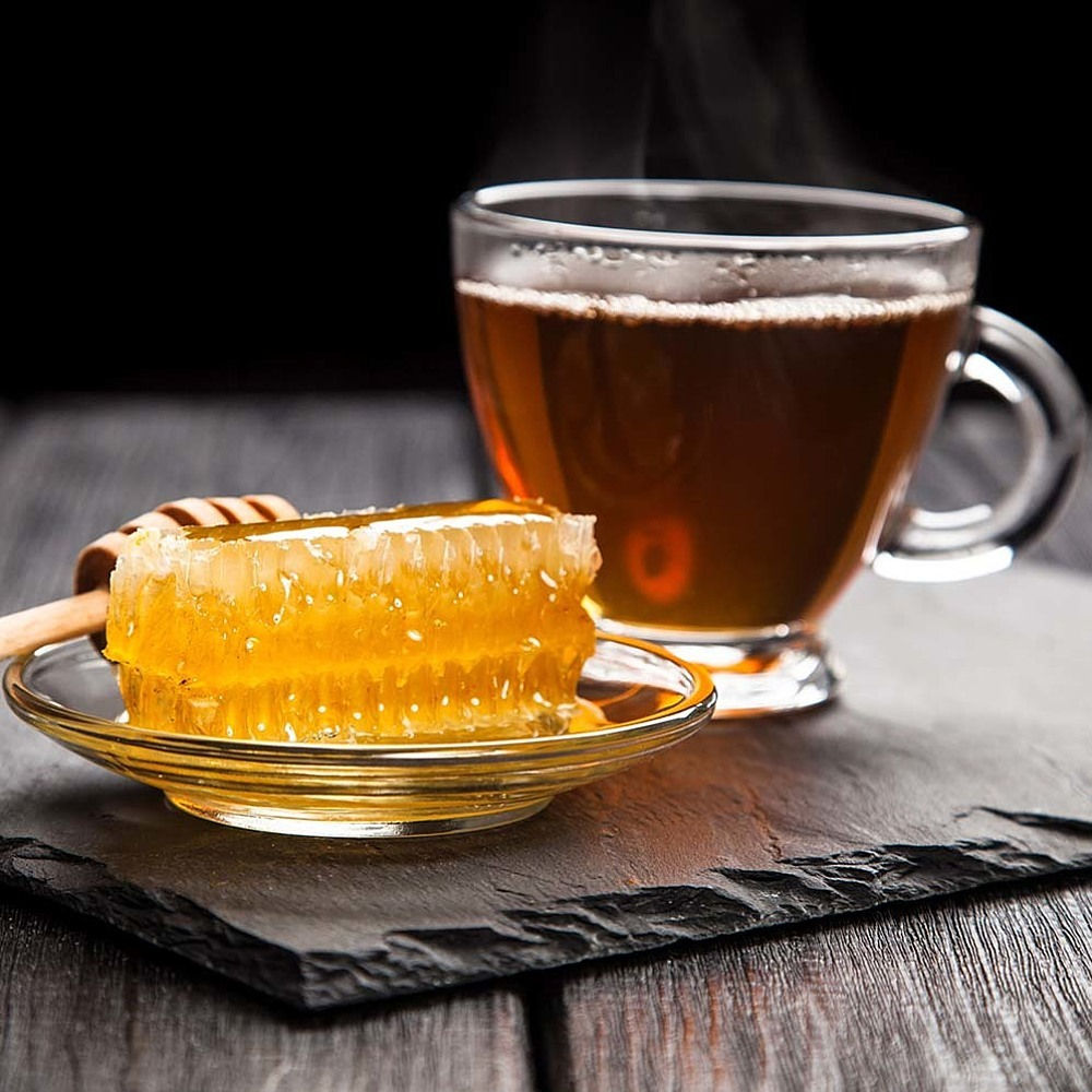 honey as a natural sore throat remedy
