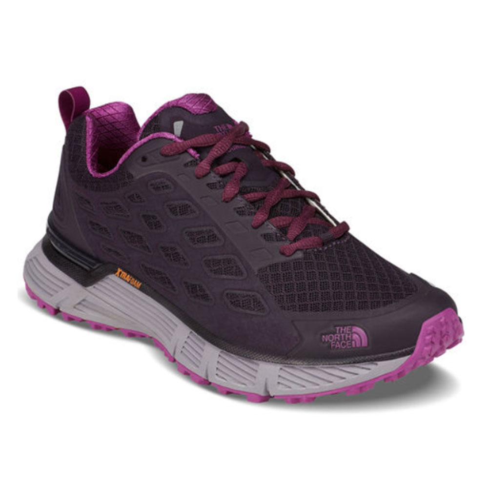 the north face trail running sneaker