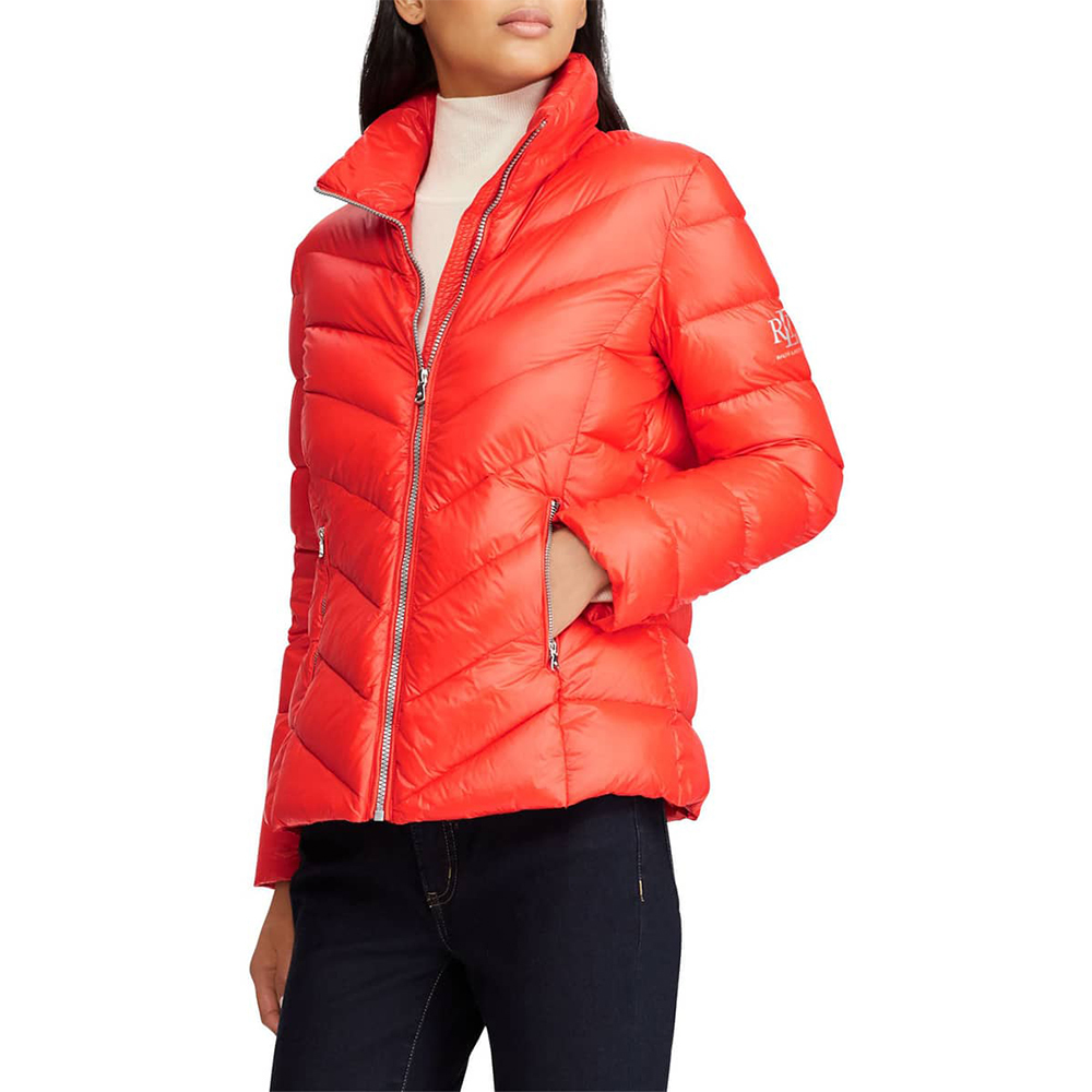 lauren ralph lauren packable puffer down jacket