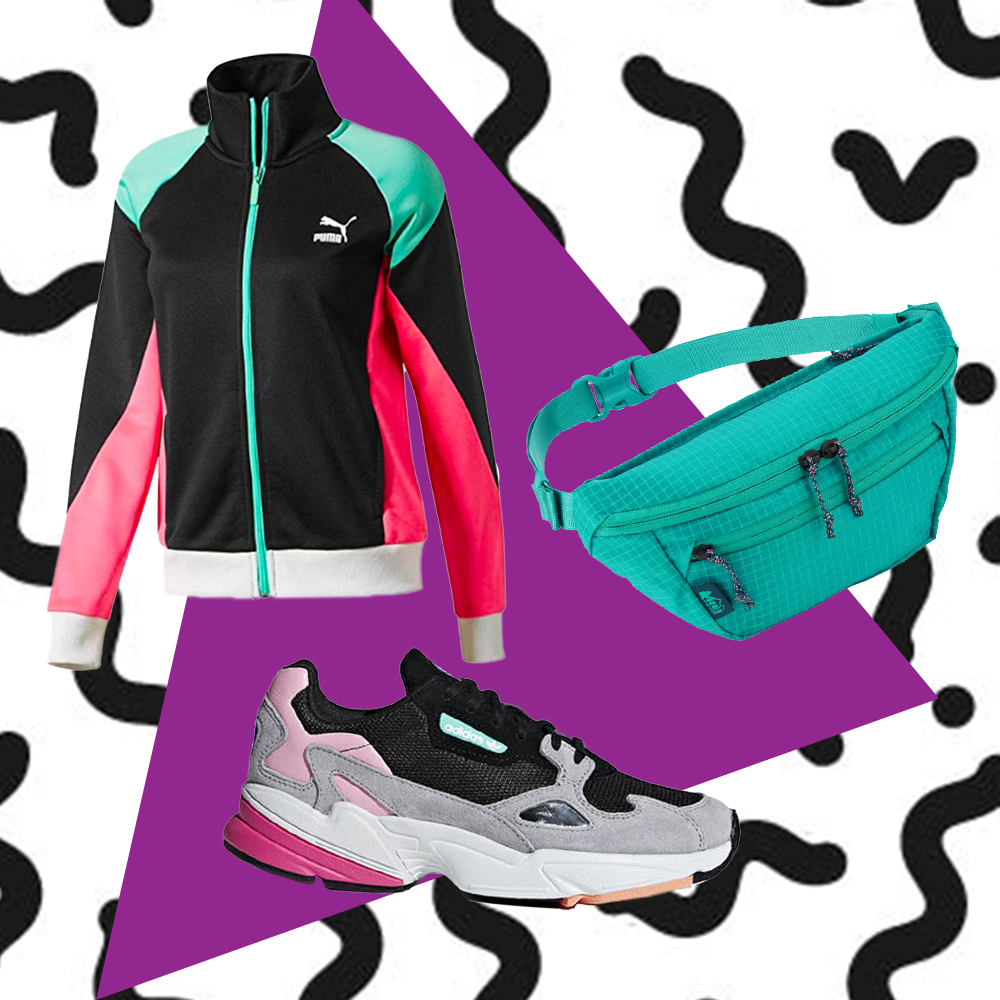 12 Activewear Trends from the '90s That Are Back and Better Than Before