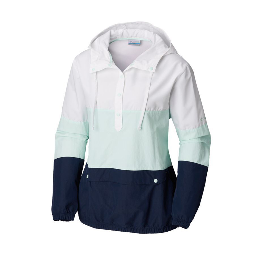 Windbreakers: Columbia PFG Harborside Windbreaker Jacket