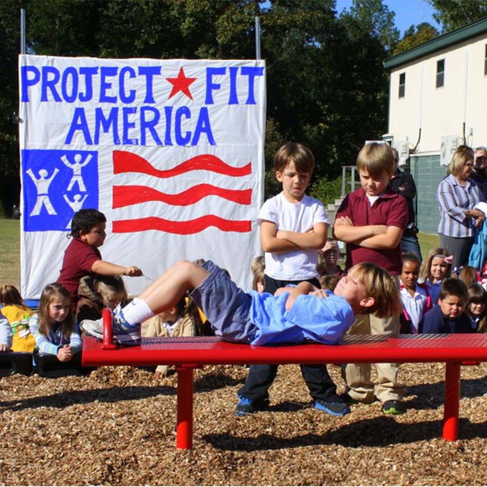 Project Fit America fitness charity