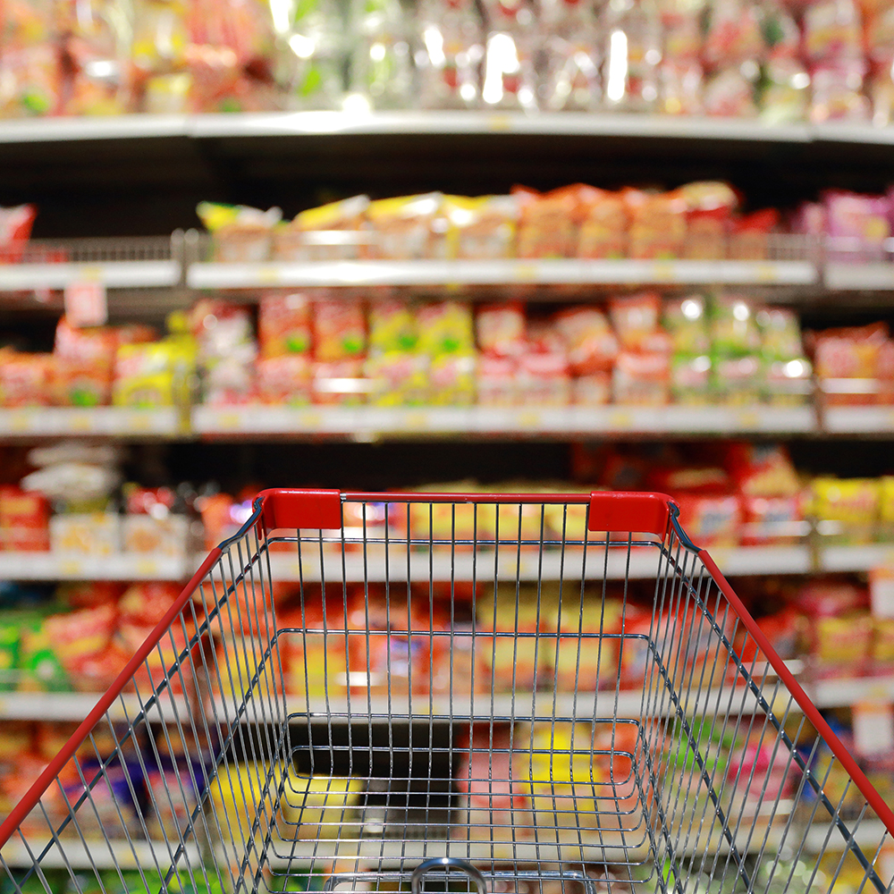 healthy processed packaged foods