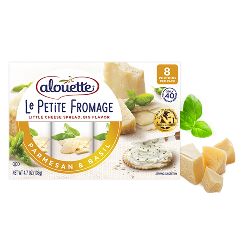 alouette le petit fromage cheese healthy packaged foods