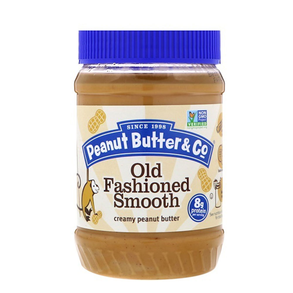 Peanut Butter & Co. Old Fashioned Smooth Peanut Butter