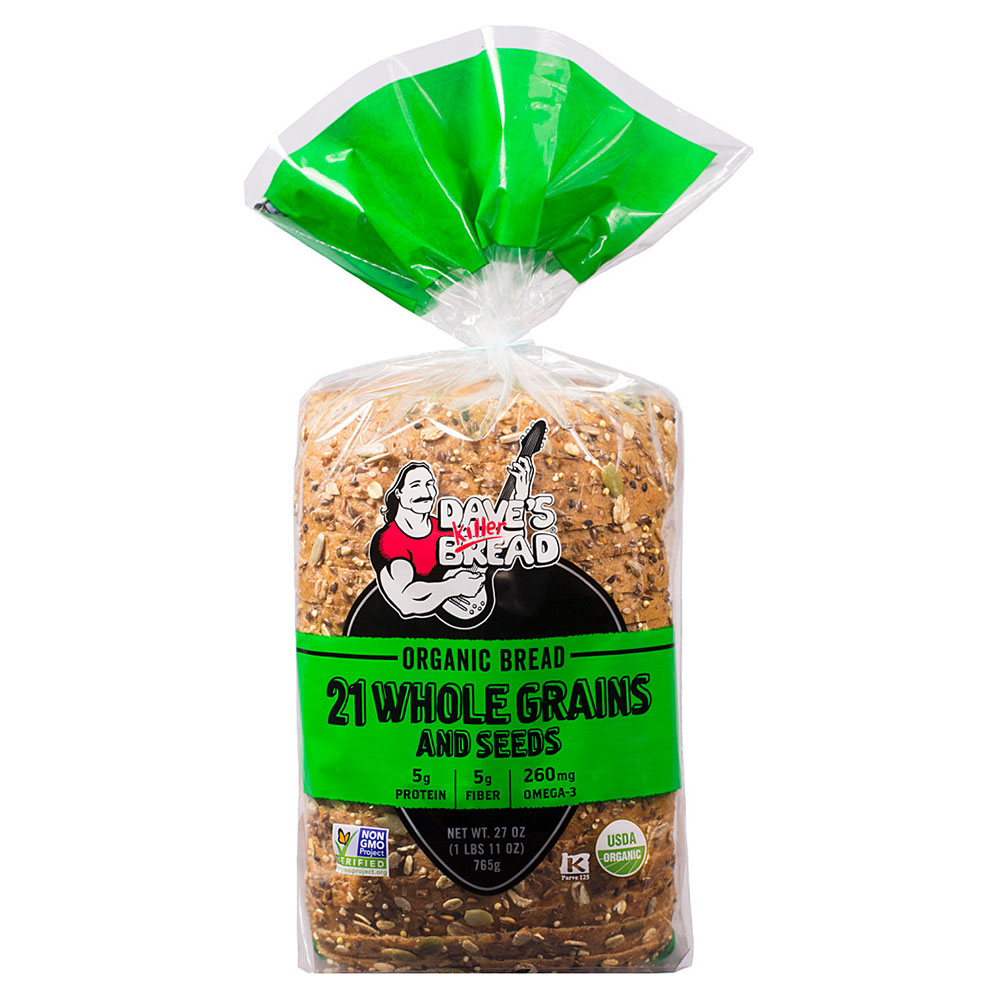 Dave's Killer Bread 21 Whole Grains and Seeds