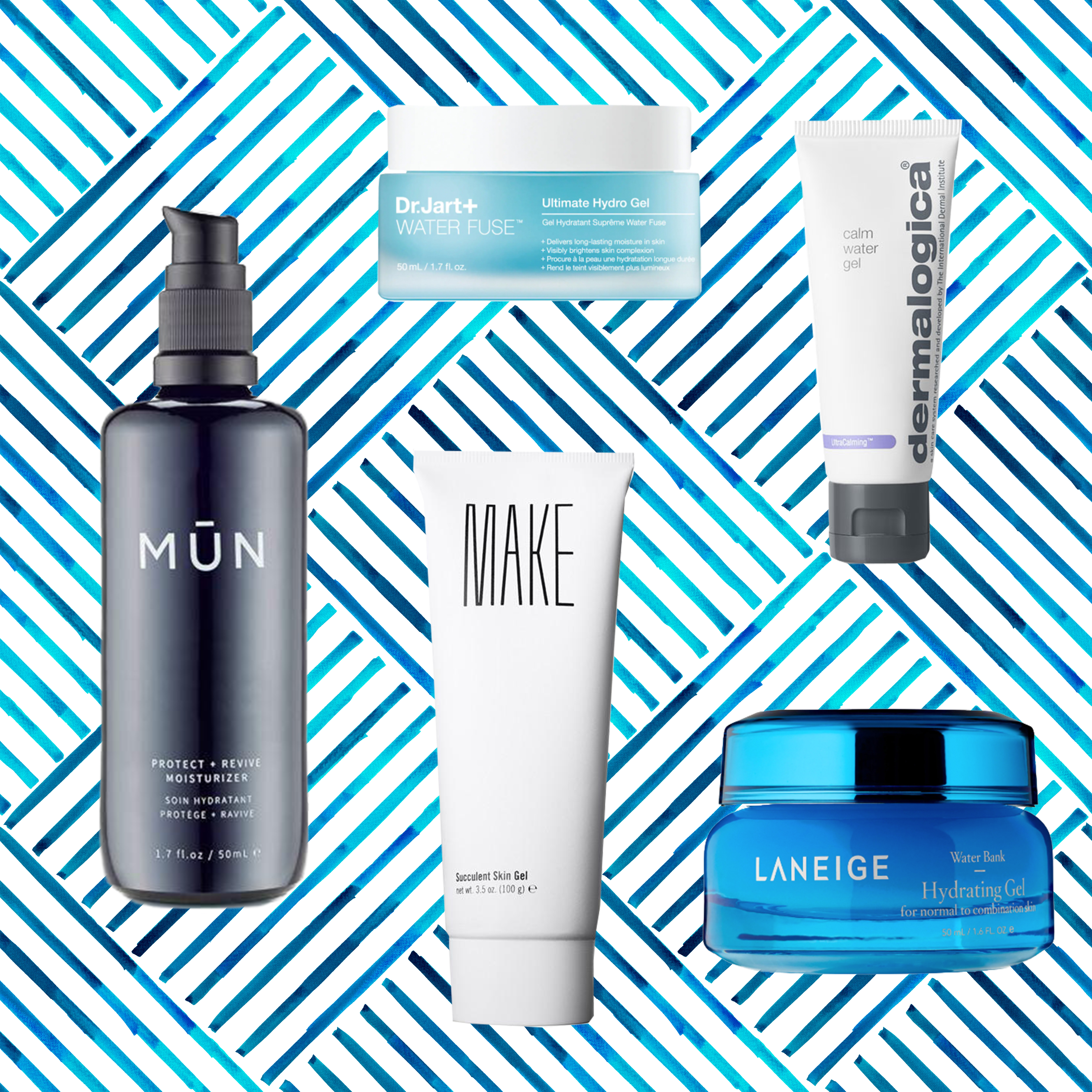 Why You Should Try a Gel Moisturizer