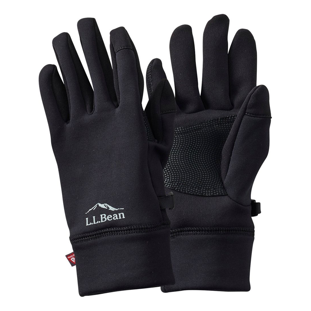 L.L.Bean PrimaLoft Therma-Stretch Fleece Gloves