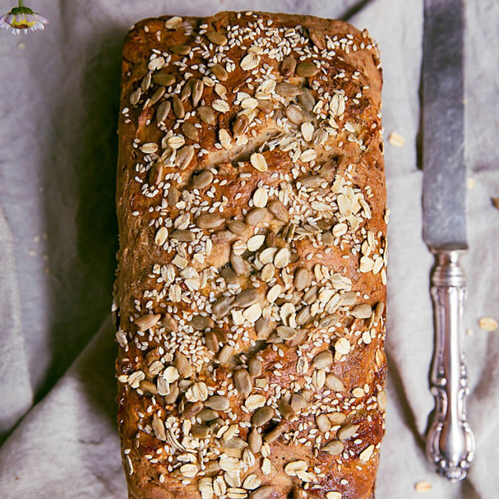 Homemade Bread Recipes Healthier Than Store Bought Shape