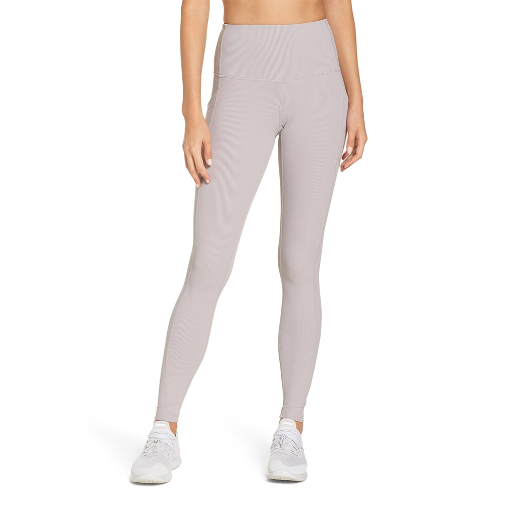 Zella Divine High Waist Rib Leggings