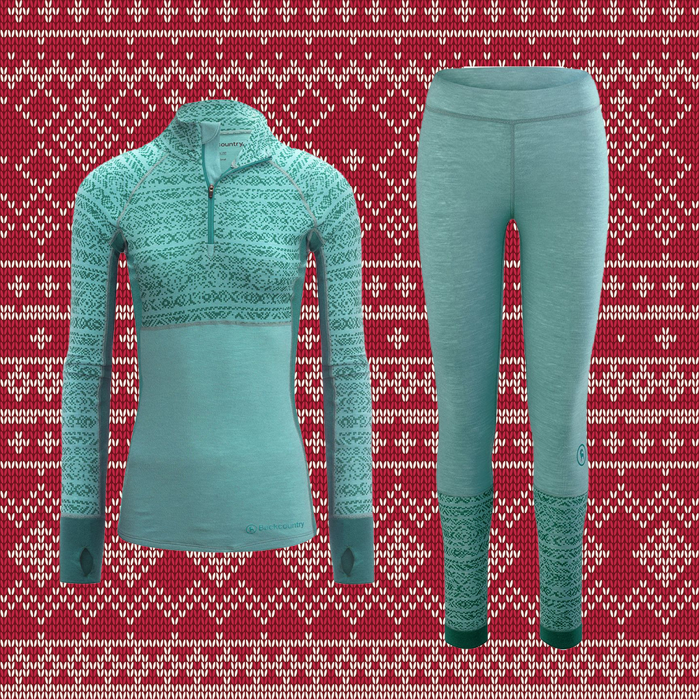 The Cutest Winter Sports Base Layers for Après-Ski