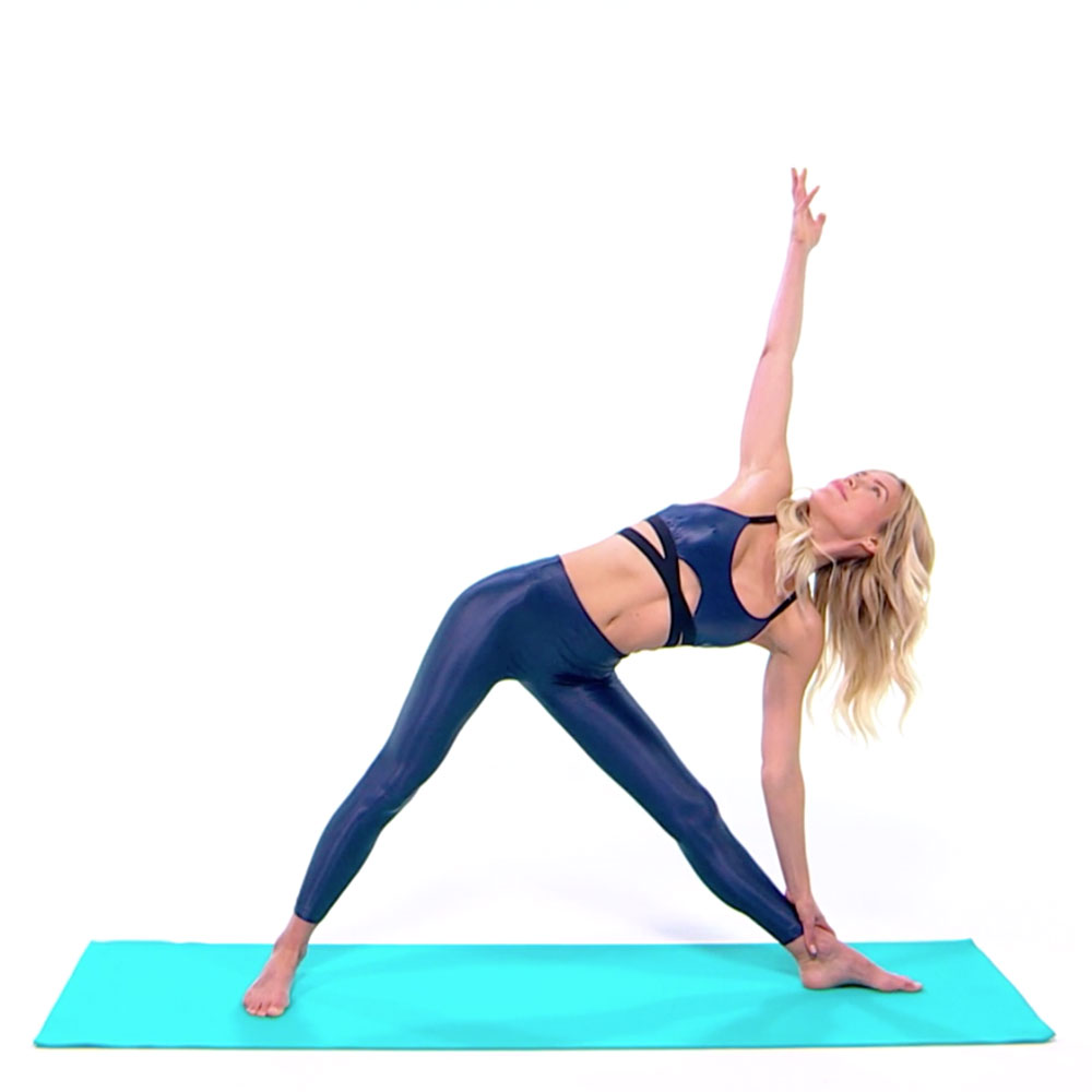 Try This Yoga Flow to Stretch and Strengthen Your Legs