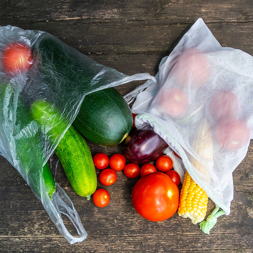clean eating grocery shopping