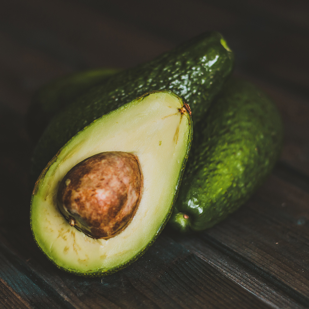 avocado for good skin and hair
