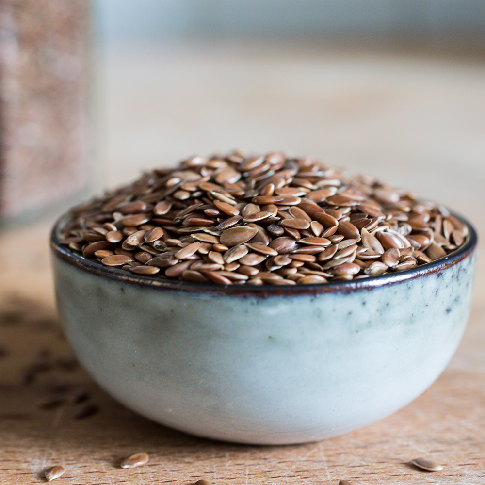 flax seeds for healthy skin and hair
