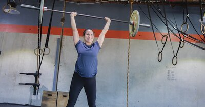 Workout Modifications from Pregnant CrossFit Athletes | Shape