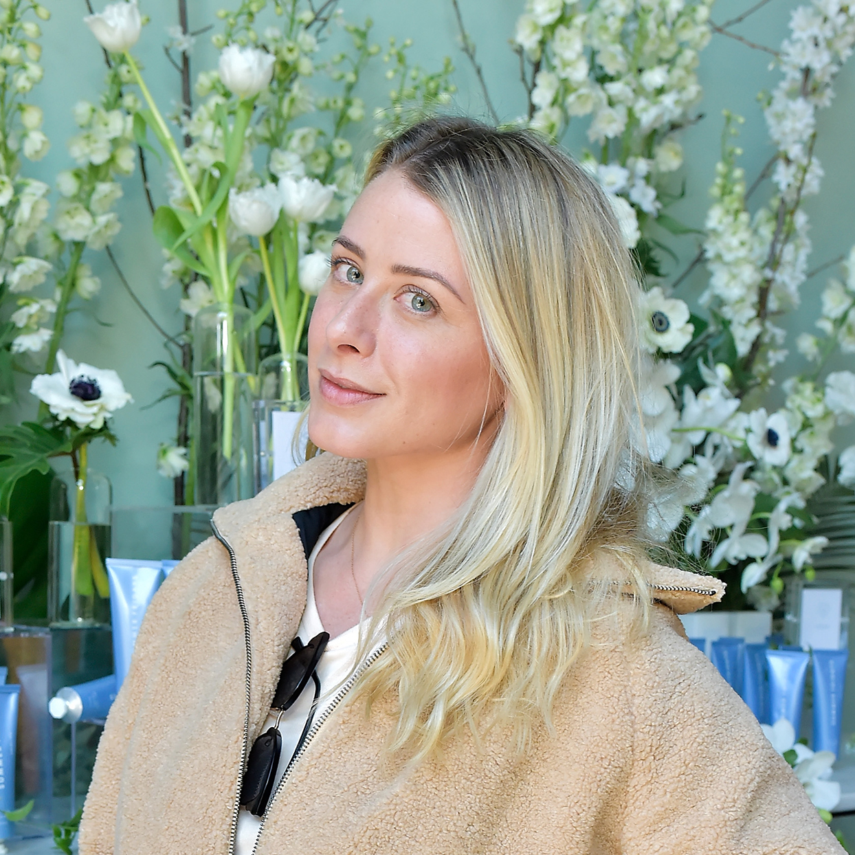 Lo Bosworth attends Summer Fridays Skincare Launch With Marianna Hewitt & Lauren Gores Ireland at Hayden on March 15, 2018 in Culver City, California.
