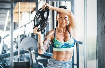 A Beginner's Guide to Bodybuilding for Women | Shape