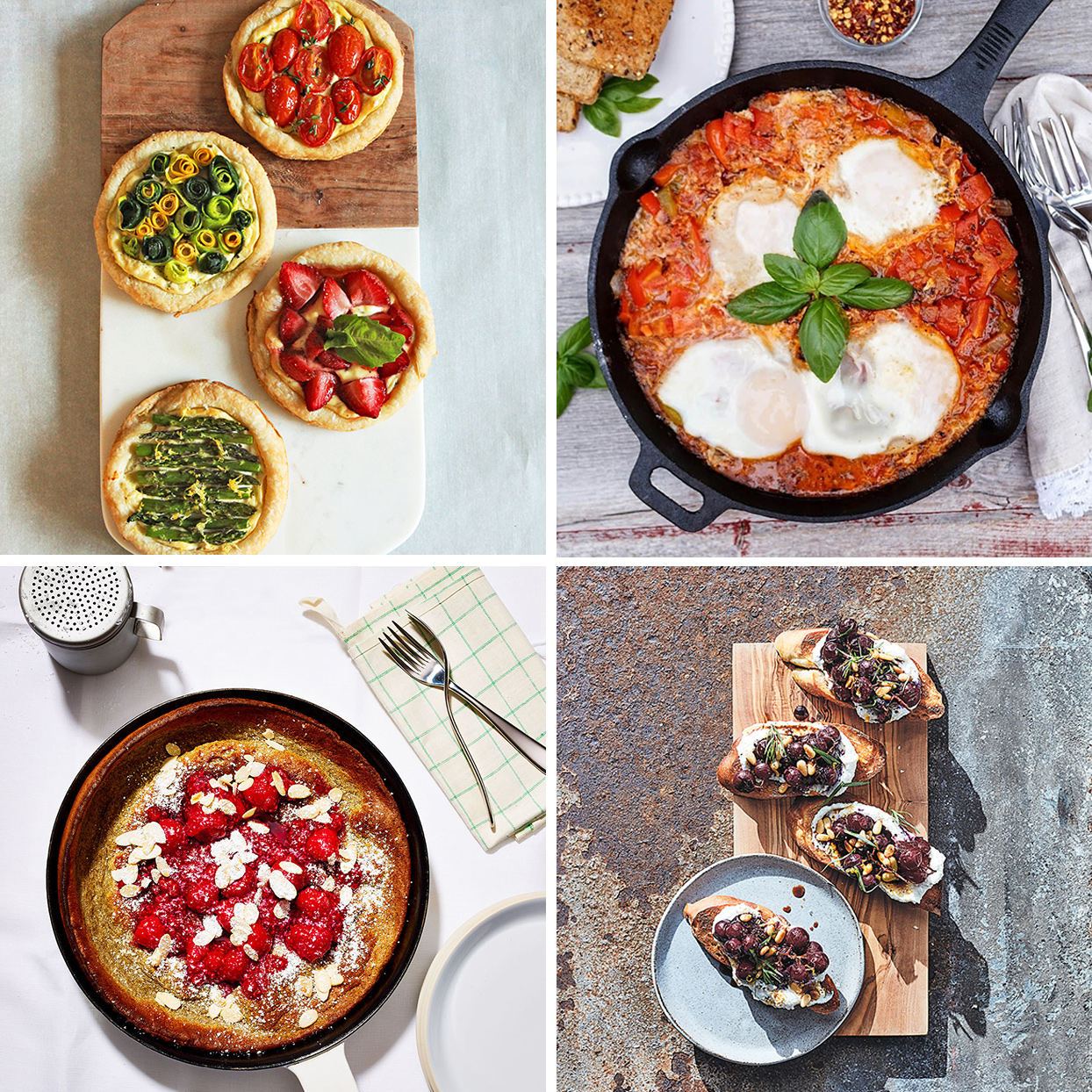 healthy brunch recipes and ideas