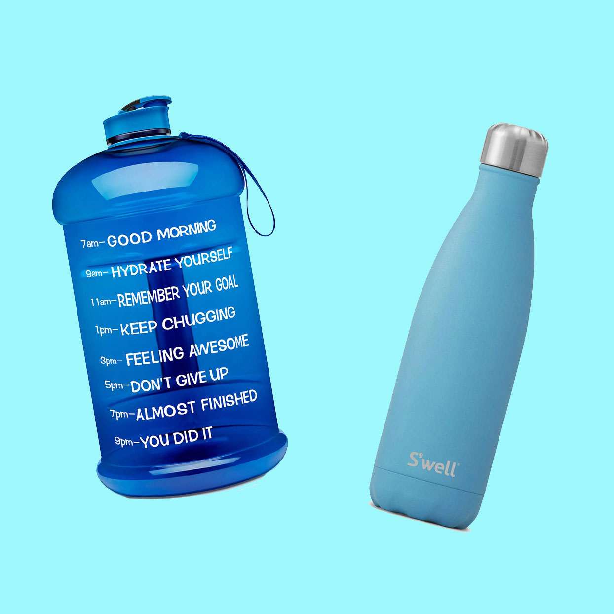 The 17 Best Water Bottles to Keep You Healthy and Hydrated This Summer