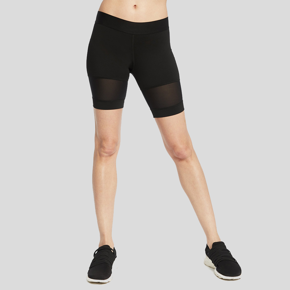 michi kinetic workout shorts for barre