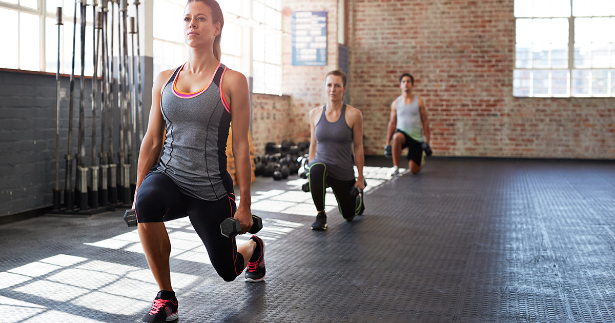 The Perfect Strength Training Workout for Beginners