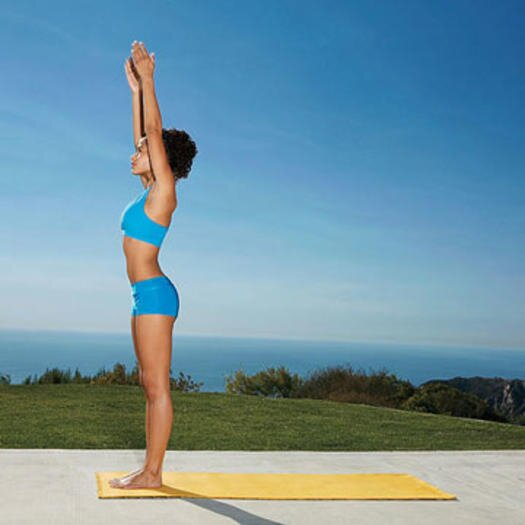 Yoga Poses For Beginners Shape