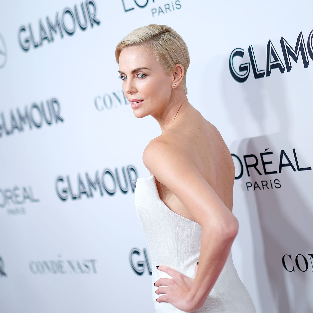 Charlize Theron was criticized for her weight gain.